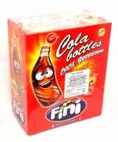 Fini Cola Flaschen, Kaugummi, einzeln verpackt, 200 Stück