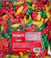 Sugus Big Pack, assorted, 2.5kg