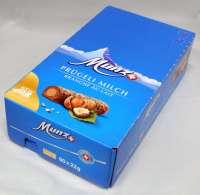 Munz Prügeli Milch, Schoggistängel, 60 Stück im Karton