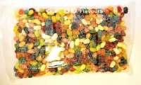 Jelly Belly 50 Sorten Mix, Erlebe die Jelly Belly Varianten, ohne Gelatine, 1kg