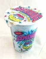 Zuckerwatte Exploding Candy Floss, 3 Becher a 20g