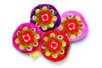 Blumenstrauss aus Fruchtgummi, tolle Geschenkidee! 145g