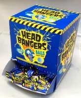 Head Bangers Balls, Aktion statt 39.90 jetzt 29.90! Crazy Sour, Zungenfärber Bonbons, 300 Stück