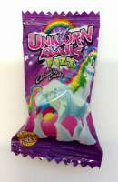 Fini Unicorn Balls, Bonbon mit saurem Brausepulver, 10 Stück