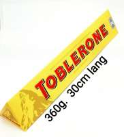 Toblerone Honey & Almond, 30cm, 360g