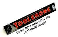 Toblerone Dark, Dunkle Schokolade, 1 Stück a 100g