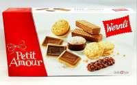 Wernli Petit Amour, Biscuit Spezialitäten mit feinster Schoggi, 155g