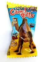 Fini Camel Balls, extra saurer Kaugummi, 10 Stück