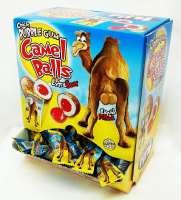 Fini Camel Balls, extra saurer Kaugummi, 200 Stück im Verkaufsdisplay