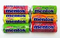 Mentos Minis Fruit, Minirolle mit verschiedenen Aromen, 6 Stück