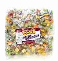 Cool Rocks Frucht Bonbons, jetzt 24.90! handgemachte Zältli, Beutel 1kg