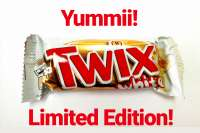 Twix White, jetzt auch einzeln erhältlich! 1 Riegel a 46g