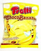 Trolli Choco Bananas, Schaumzucker mit Kakao-Füllung, 3 Beutel a 150g
