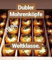 Dubler Mohrenköpfe, Schweizer Mohrenkopf, 50er Packung