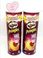Pringles Texas BBQ, 2 Dosen a 165g