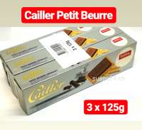 Cailler Petit Beurre, Kambly Guetzli, 3 Pack a 125g