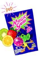 Pop Rocks Tutti Frutti, Knisterpulver mit Fruchtaroma, 1 Beutel