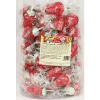 Zucker Erdbeeren 30 gr., bekannt von der Chilbi, Dose mit 70 Stück