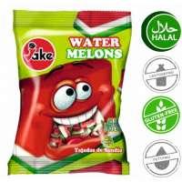 Halal Fruchtgummi, Jake Wassermelone, 5 Beutel a 100g