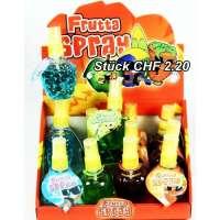 Pasta Frutta Spray, Zungenspray mit Fruchtaroma, Farben nach verfügbarkeit