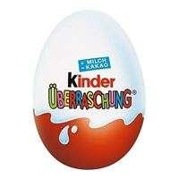 Ueberraschungs Ei, Kinderüberraschung Aktion, 72 Stück a 1.20