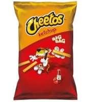 Cheetos Ketchup, knuspriger Mais-Snack, Pack a 85g