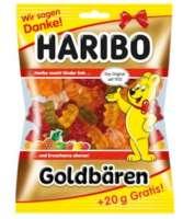 Haribo Goldbären, Aktion 1.95! 200g plus 20g gratis