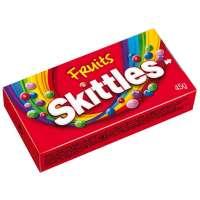Skittles Classic Bonbons, Box a 45g
