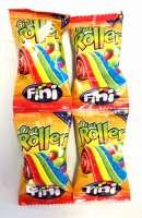 Fini Roller Fruchtgummiband, 60cm, extra sauer, 4 Stück