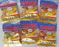 Haribo Goldbären, Gute Nacht Minibeutel, Hotel Edition, 100 Beutel
