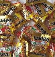 Haribo Goldbären Minibeutel, Fruchtgummi, Give away, 100 Beutel