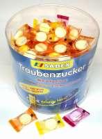 Sadex Traubenzucker, Bonbons, Zältli, 250 Stück, einzeln verpackt