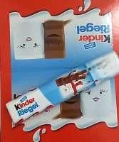 Kinder Riegel, Ferrero, Schokolade, Milchschokolade, 36 Riegel