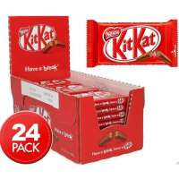 Kit Kat Schoggiriegel, Aktion statt 25.90 jetzt 19.95! Schokolade, 24 Riegel