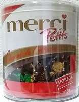 Storck Merci Petits, Chocolate Collection, 1kg Dose