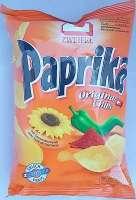 Zweifel Chips Paprika, 5 Packungen a 90g