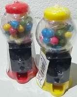 Kaugummiautomat Mini, gefüllt, Bubble Gum, 2 Stück