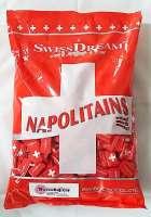 Napolitains mit Schweizer Kreuz, Schoggi Täfeli, ca. 700 Stück, 3kg