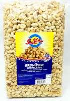 Erdnüsse, Aktion statt 24.90 jetzt 19.95! Knabberspass, Grosspackung 2kg
