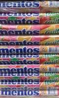 Mentos Fruit Rolle, Frucht Bonbons, 40 Rollen, 1.5kg