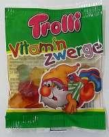 Trolli Vitamin Zwerge, Minibeutel, Mini Zwerge, 100 Minibeutel