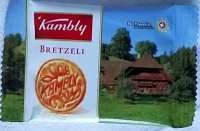 Kambly Bretzeli, Emmentaler Bretzeli, Guetzli zum Kafi, Gastropackung 300 Stück