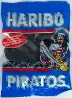 Haribo Piratos, extra starker Lakritz für Erwachsene, 5 Beutel a 200g