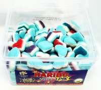 Haribo Love Pik, Fruchtgummi Liebesherzen, weich & Soft, in der Frischebox