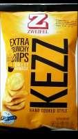 Zweifel Kezz Chips, Sweet Barbeque, 5 Pack a 110g