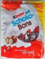 Schokobons, Kinder Family Pack, 2 Stück a 350g