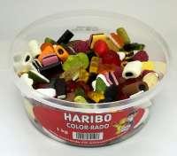 Haribo Color-Rado, in der Frischebox, Fruchtgummi & Lakritz