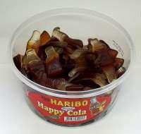 Haribo Happy Cola Flaschen, in der Frischebox, 150 Stk. 1.2kg