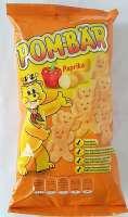 Pombär Paprika, vegetarisch & glutenfrei, 5 Pack a 100g