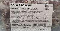 Cola Fröschli, der Klassiker von früher, 200 Stück
